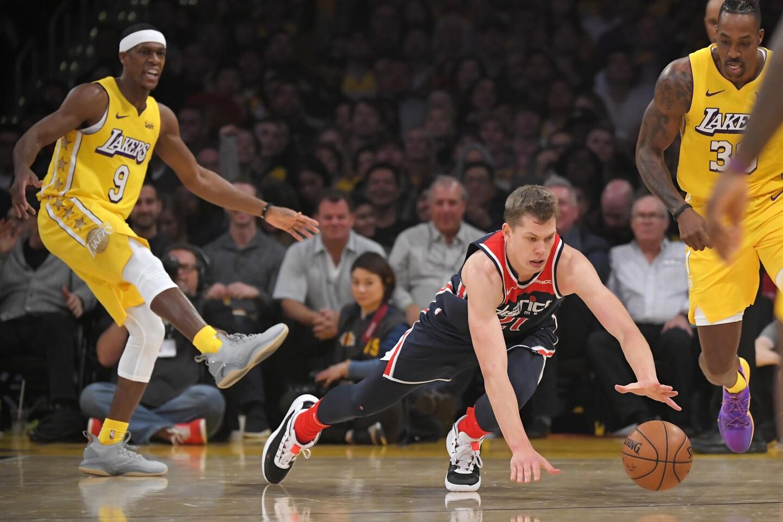 Photos: Los Angeles Lakers vs. Washington Wizards - Los ...