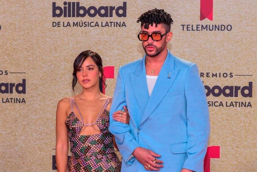 Estos son todos los ganadores de los Premios Billboard de la Música Latina  2021 - Los Angeles Times