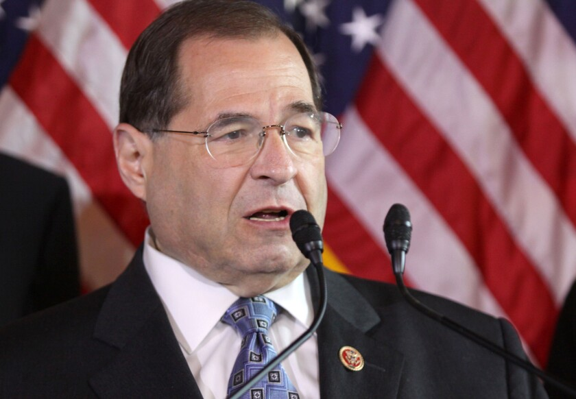 Rep. Jerrold Nadler (D-N.Y.) is a co-sponsor of the Fair Play, Fair Pay Act of 2015 that aims to require all forms of radio to pay royalties for sound recordings they play.