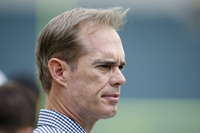 A porn website reportedly offered sportscaster Joe Buck $1 million to do play-by-play on its shows.