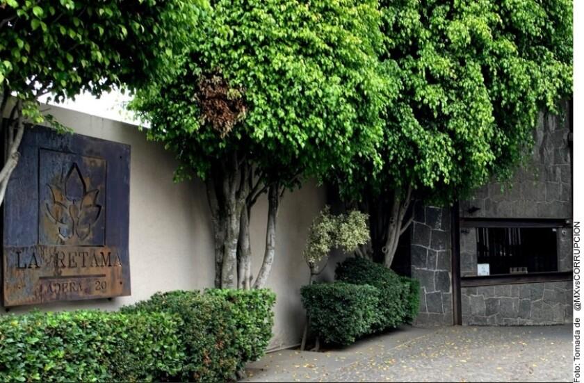 Compro Lozoya casa con soborno_736168.JPG