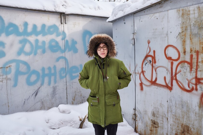 Siberian punk scene