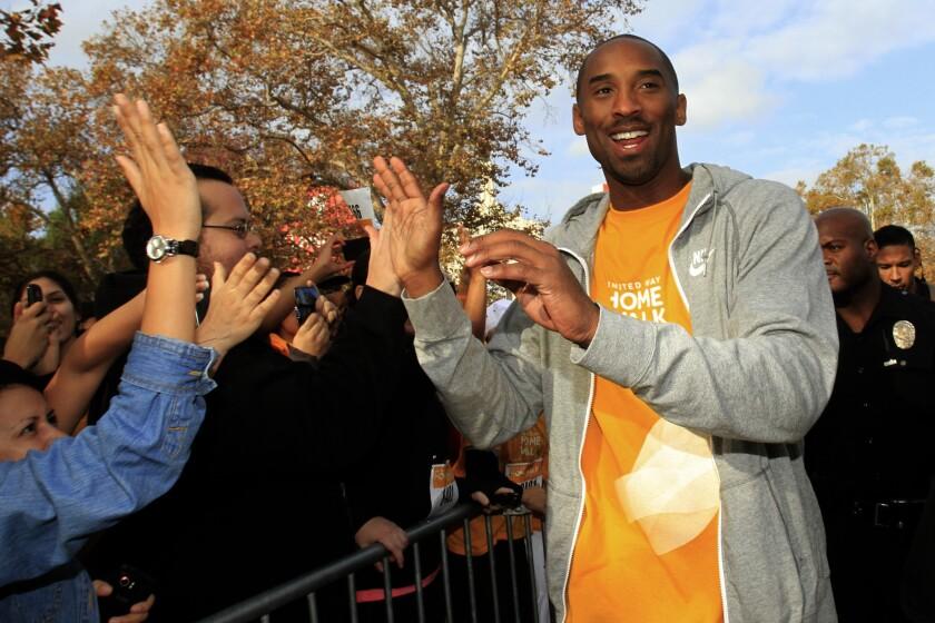 Kobe Bryant ha sido uno de los participantes en el pasado.