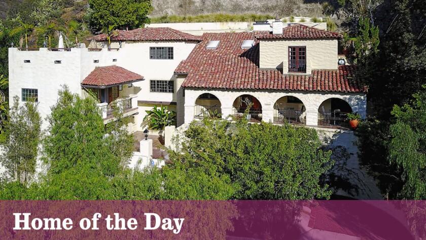 Home of the Day   Hollywood Hills