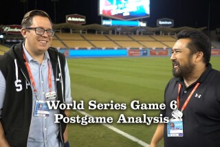 Analyzing the Dodgers Game 6 win