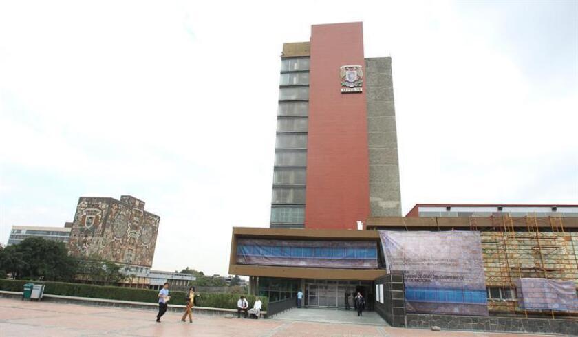 La Universidad Nacional Autónoma de México (UNAM) abrió sedes en Estados Unidos, Alemania y Sudáfrica, con lo que suman ya 14 centros de la universidad en el extranjero, informó hoy la institución. EFE/Archivo