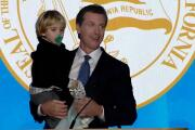 Gov. Gavin Newsom inauguration highlights