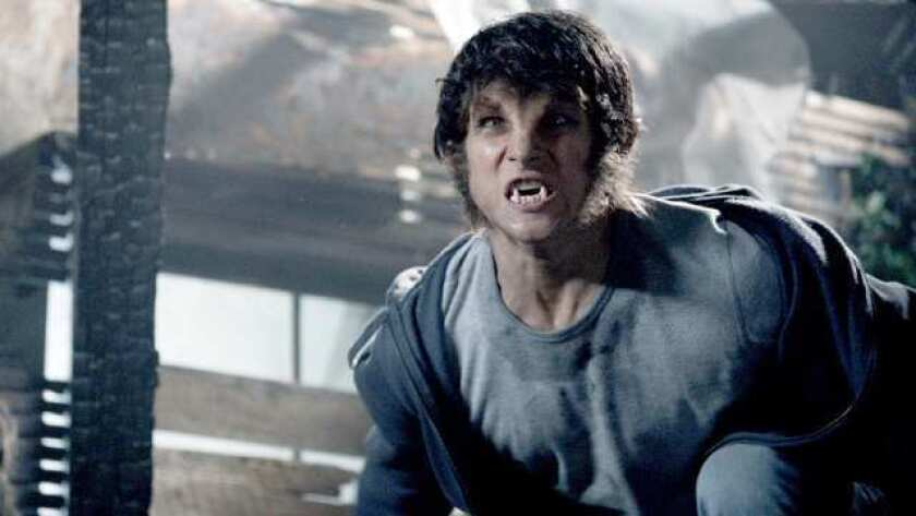 "Scott McCall as played by Tyler Posey in the MTV series ""Teen Wolf"""