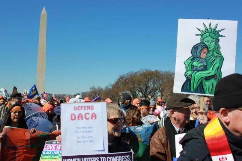 """El miedo a ser deportado de EE.UU. """"te paraliza"""""""