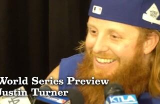 Justin Turner on Dodger history