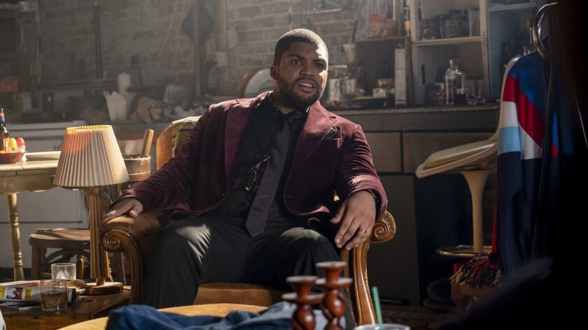 O'Shea Jackson Jr. stars as 'Lance' in LONG SHOT.