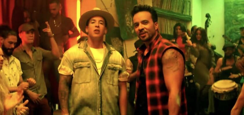 Luis Donsi y Daddy Yankee