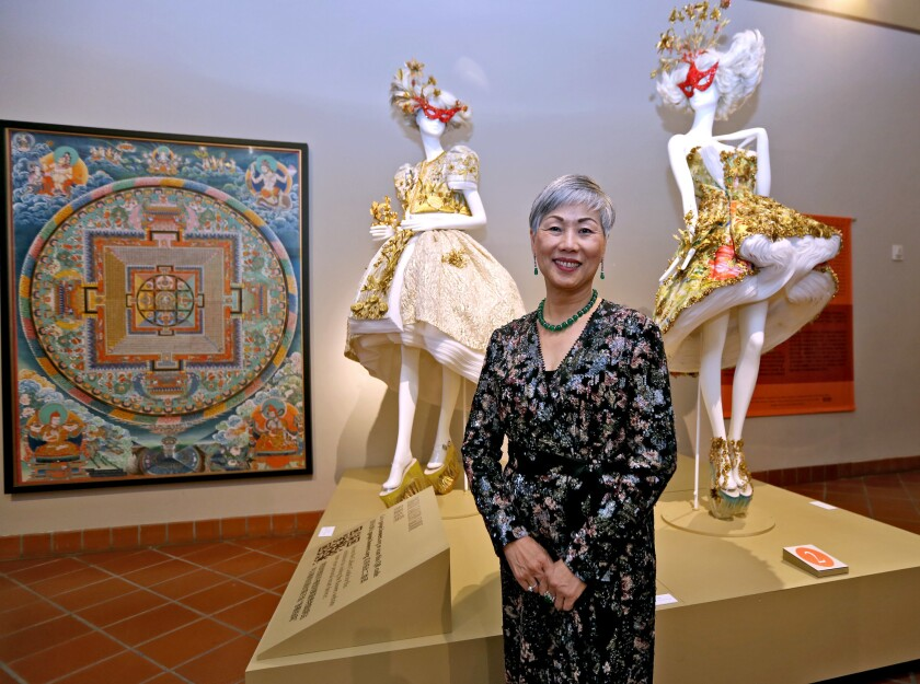 Anne Shih of Bowers Museum