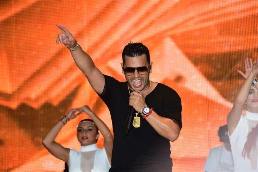 """En la imagen, el cantante puertorriqueño Tito """"El Bambino"""". EFE/Archivo"""