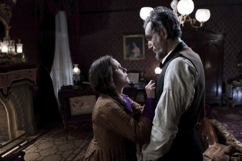 Oscars 2013: Daniel Day-Lewis wins best actor for 'Lincoln'