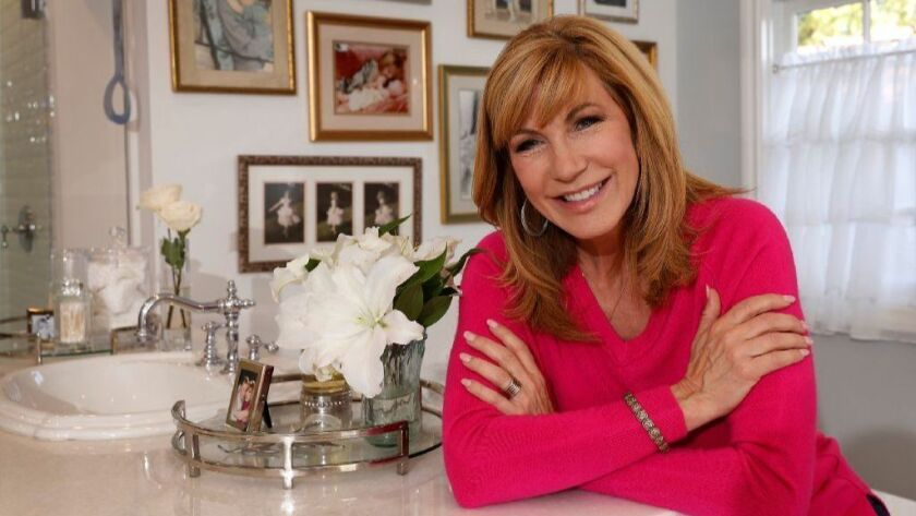Talk show host Leeza Gibbons has listed her Beverly Hills home for sale at $18.5 million.