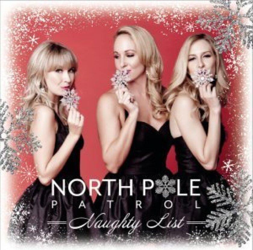 North Pole Patrol: (L-R) Emily Shackelton, Jennifer Denmark, Melissa Fuller.