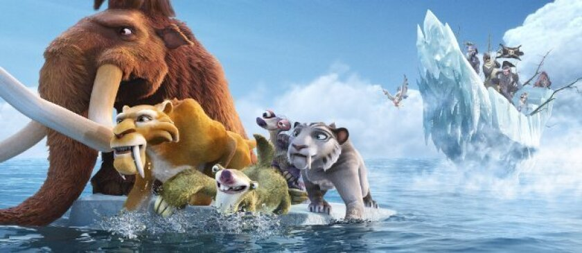 """Ice Age: Continental Drift"""