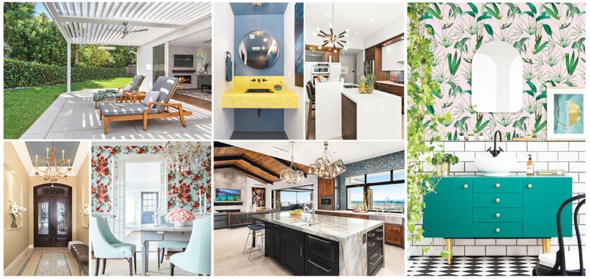 Jackson Design and Remodeling predicts 2021 interior design trends will emphasize happy colors and the outdoors.