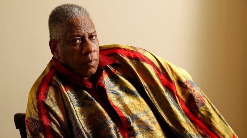 "Fashion icon Andre Leon Talley is the subject of a new documentary, ""The Gospel According to Andre."""
