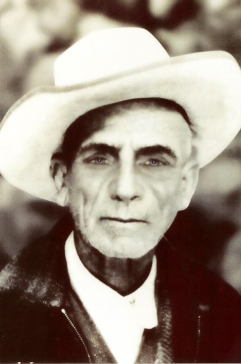 Rosendo Mesa, Arlinda Valencia's grandfather