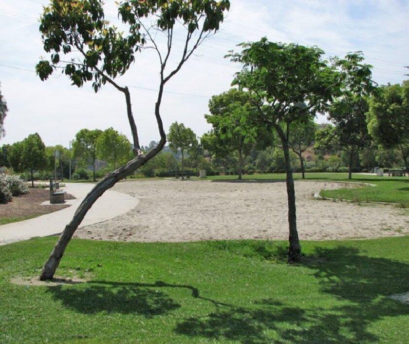 THE SITE: Montclair Neighborhood Park, North Park