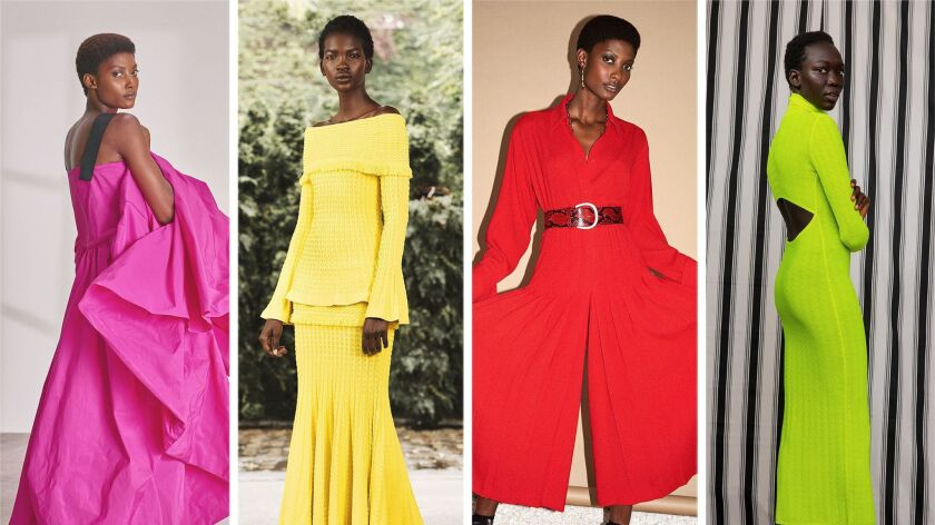 Resort 2019 Trend: Saturated Colors