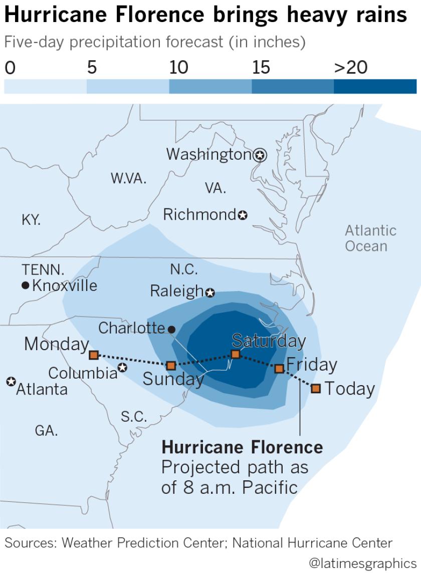 la-na-hurricane-florence-rainfall-prediction-20180912