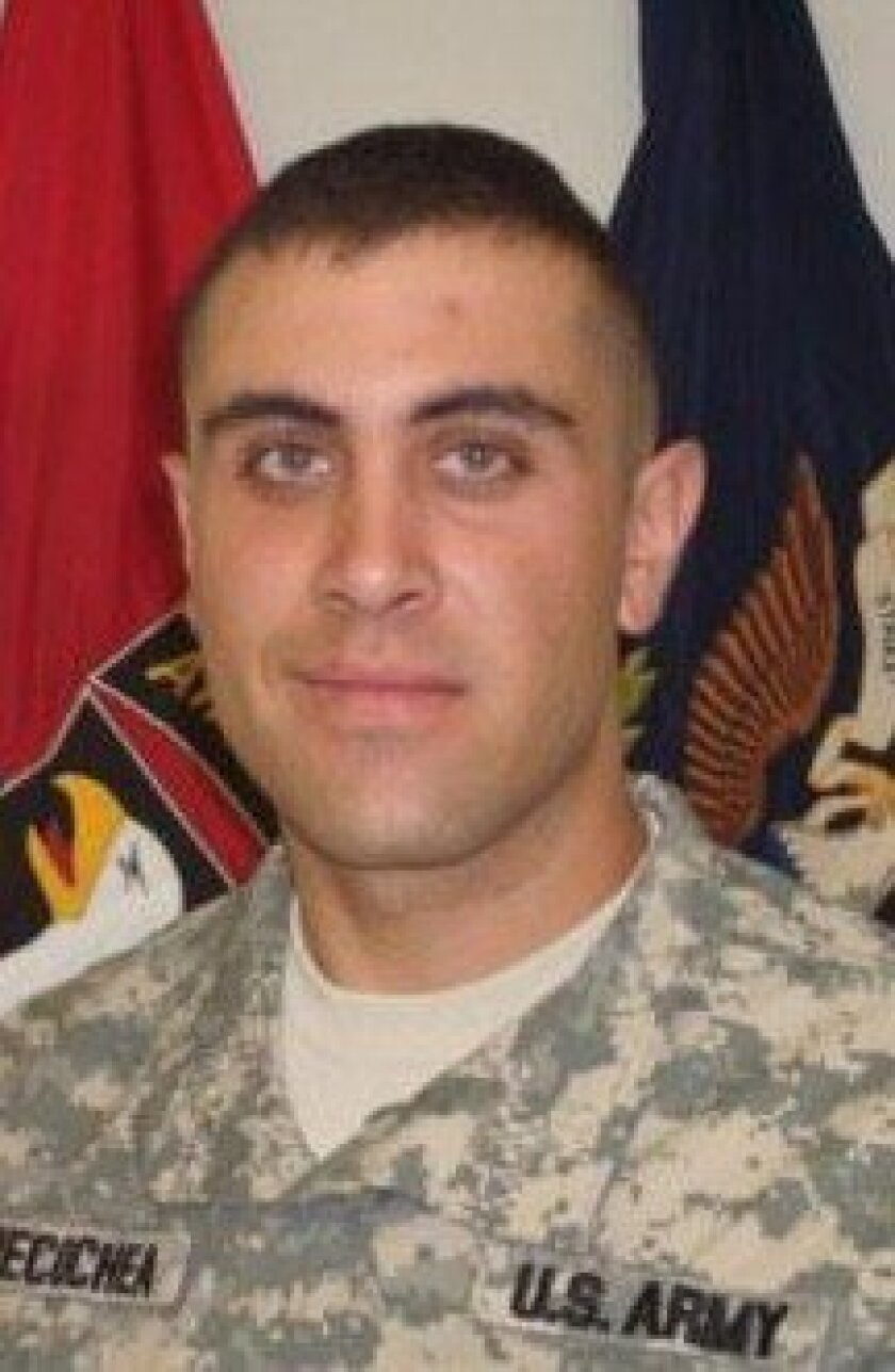 Specialist Kenneth Necochea Jr.