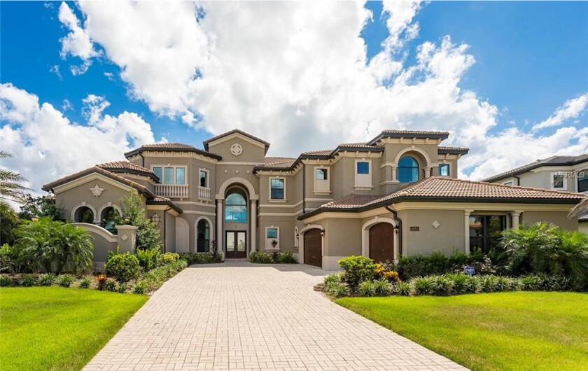 Bruce Irvin's Florida home