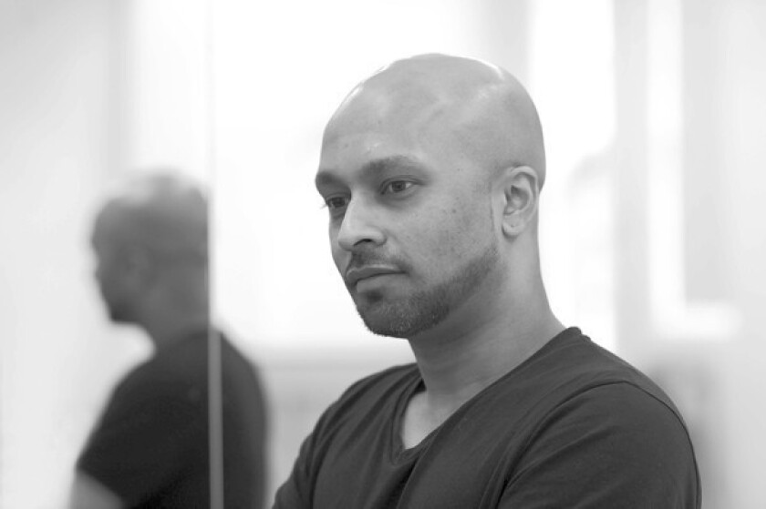 Akram Khan and his dance company take the 'Vertical Road'
