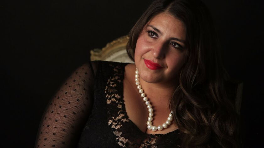 Singer Sacha Boutros seeks to bring back the style and sophistication of the past with Sacha's Supper Club every second Thursday of the month at the Lafayette Hotel.