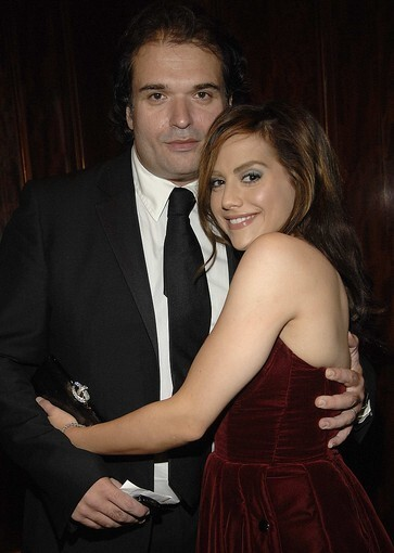 Brittany Murphy with her husband, screenwriter Simon Monjack, in 2007. RELATED: Actress Brittany Murphy dead at 32