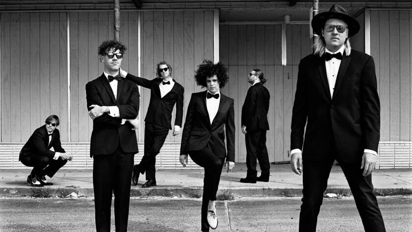 Arcade Fire. (Courtesy photo)