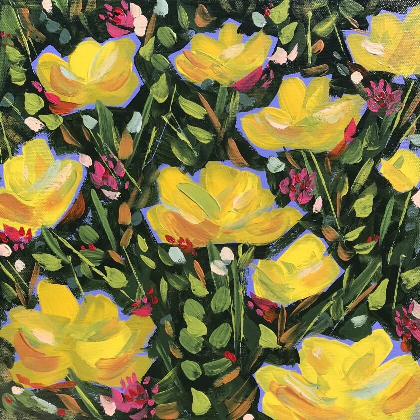 Flower Power: A Fundraiser for Alley Art 2019