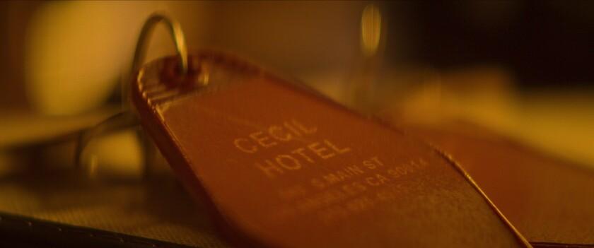 """Una imagen de """"Crime Scene: The Vanishing at the Cecil Hotel"""""""