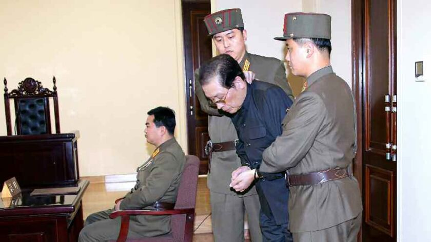 Eyewitnesses help document public executions in North Korea