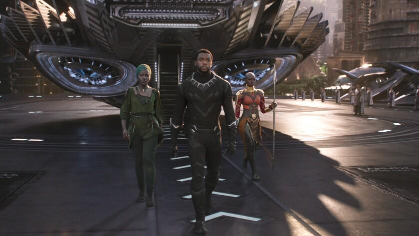 Marvel Studios' 'Black Panther'