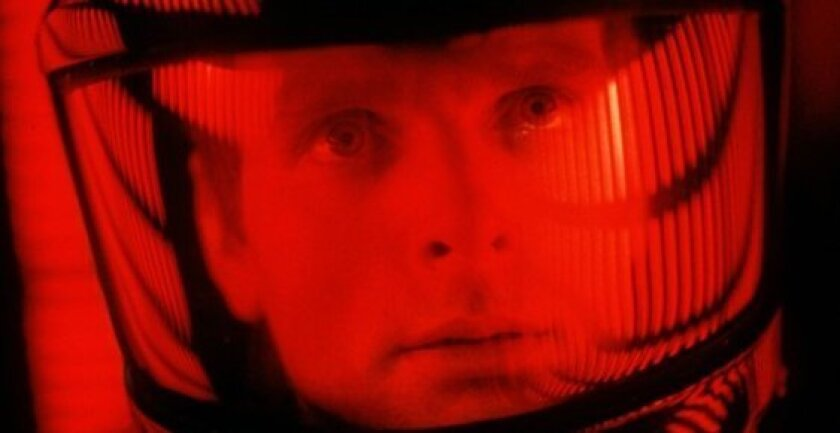 "The movie version of ""2001: A Space Odyssey"" was hailed by critics for the imaginative approach used by director Stanley Kubrick."
