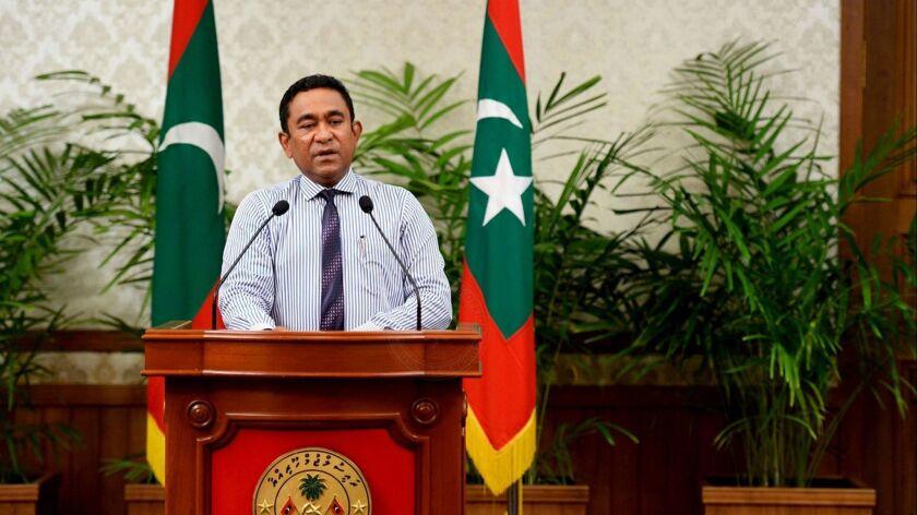 FILES-MALDIVES-POLITICS-CRIME