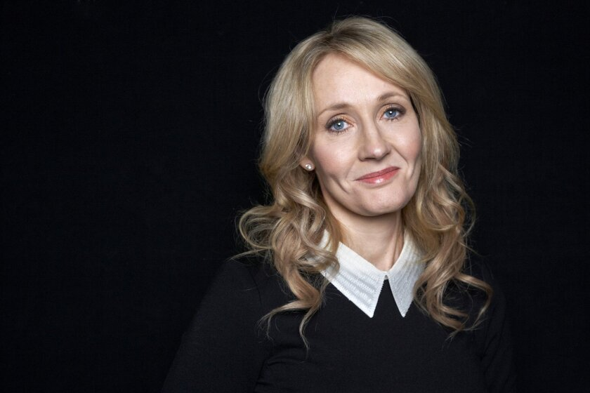 """J.K. Rowling, author of the Harry Potter series, enthusiastically approves of the casting of a black actress as Hermione in the play """"Harry Potter and the Cursed Child."""""""