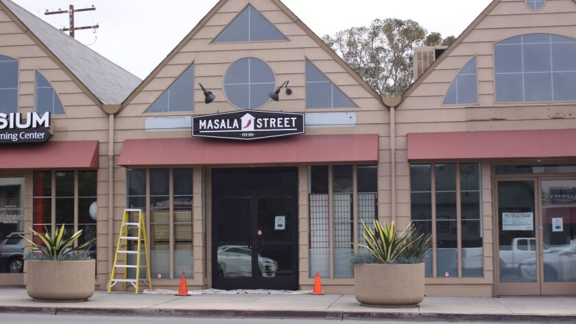 Masala Street is setting up an 'Indian Gastropub' at 915 Pearl St.