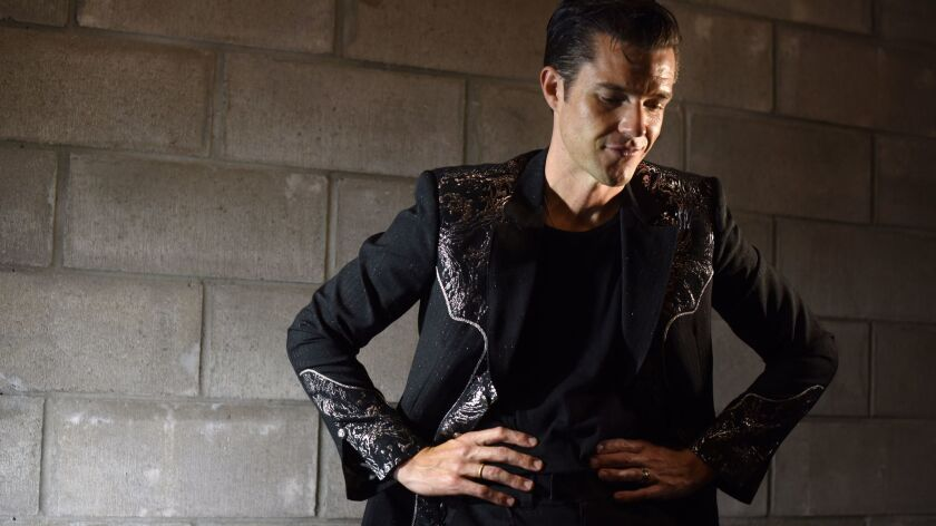 Las Vegas band the Killers have a new album that turns out