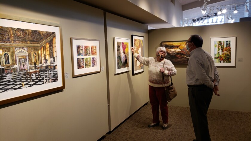 The Fallbrook Arts Center hosts World of Watercolor