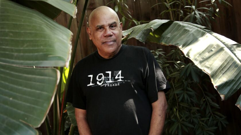 Panamanian filmmaker Carlos Carrasco at his home in West Hollywood.
