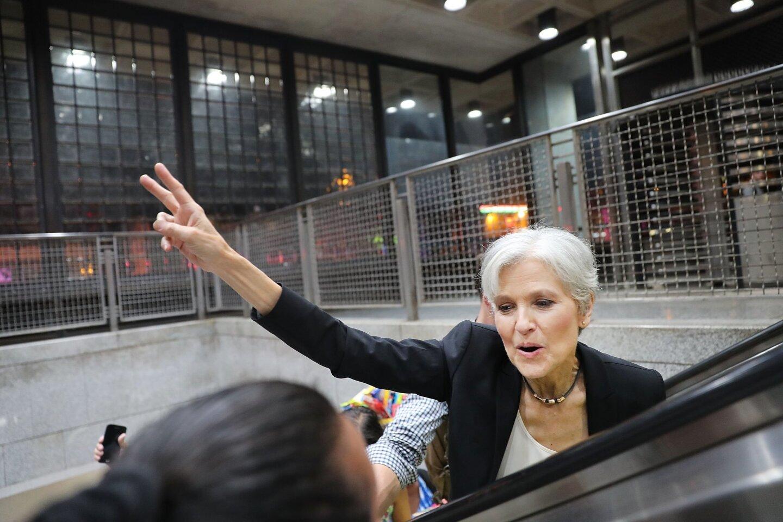 Who is Jill Stein?