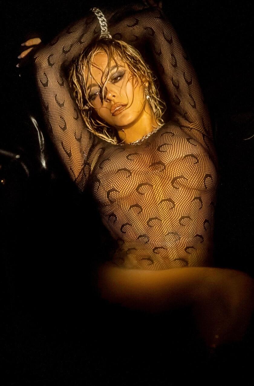 Bebe Rexha, compositora y cantante.