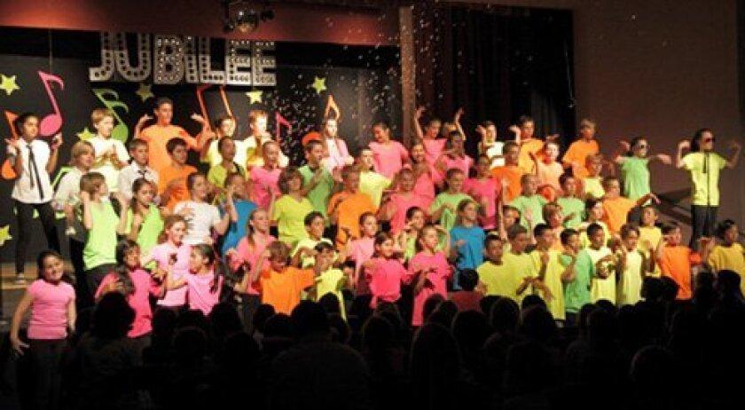 Solana Santa Fe 6th Grade Jubilee