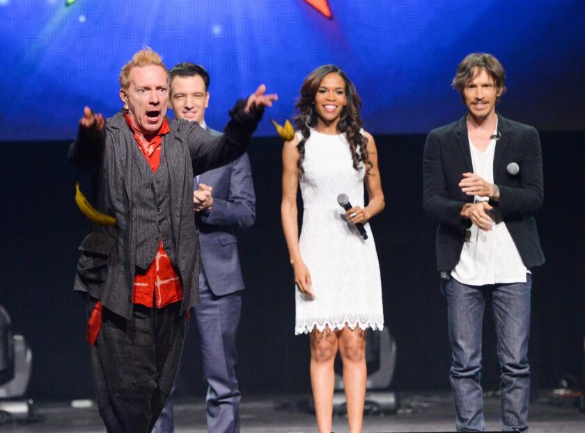 'Jesus Christ Superstar' cast members