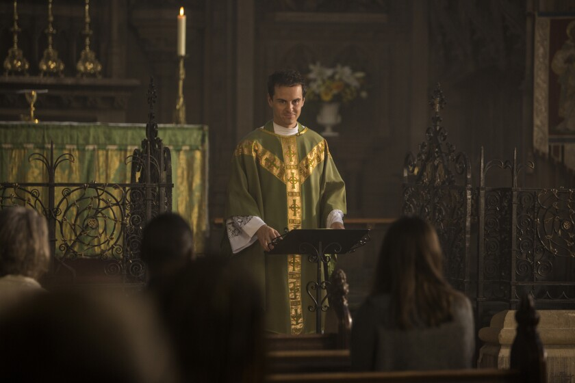 Golden Globe nominee Andrew Scott wants you to know he's more than 'The Hot Priest'